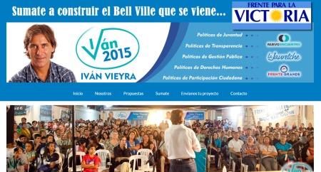 Iván Vieyra 2015